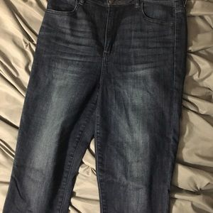 American Eagle Outfitters Jeans - American Eagle Highest Rise Jegging 12 R stretch